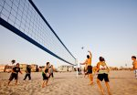 Volleyball courts near vacation rental