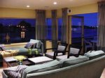 Breathtaking Evening Views with french doors that open on to the deck - Mission Beach, San Diego Vacation Rental