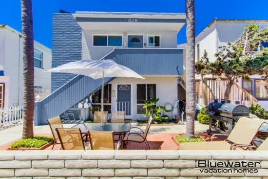 Awe Inspiring San Diego Vacation Rentals By Neighborhood Bluewater Interior Design Ideas Gentotryabchikinfo