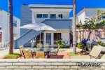 Ground floor residence - South Mission Beach, San Diego Vacation Rental