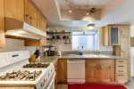 New appliances, countertops, cabinetry, flooring and lighting - South Mission Beach, San Diego Vacation Rental