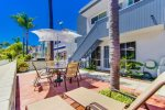 Private Front Courtyard - South Mission Beach, San Diego Vacation Rental