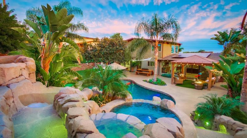 coastal paradise - pacific beach rental