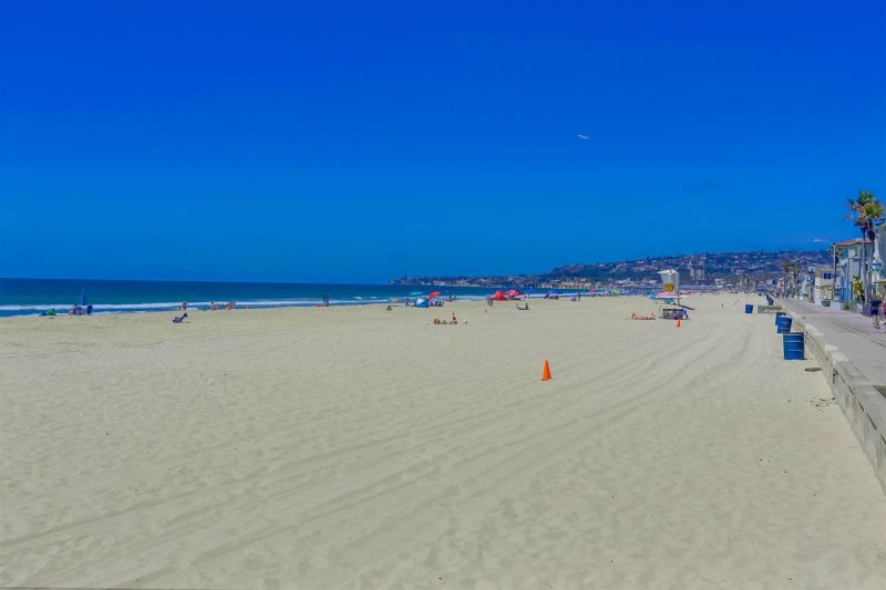 Rockaway Oceanfront One Mission Beach Vacation Rental