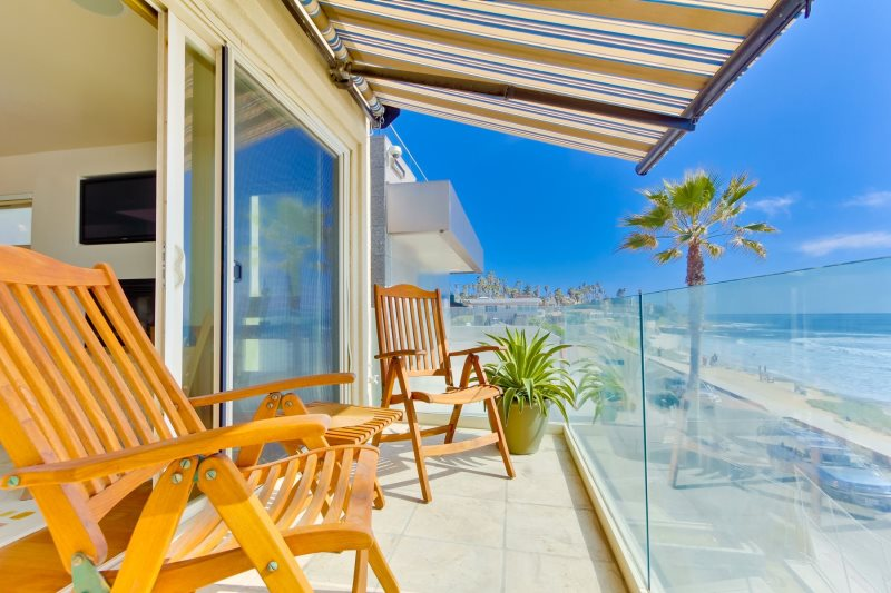 La Jolla Oceanfront Vacation Al Gorgeous White Sand And Ocean Views At Windansea Beach