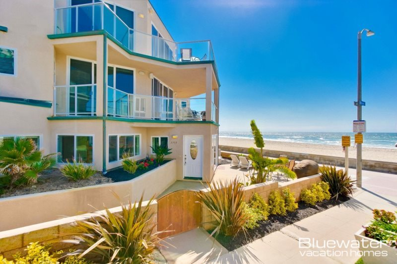 rockaway oceanfront vacation rental