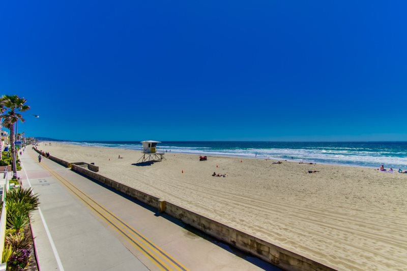fa62324f33 Bluewater Oceanfront One South   Mission Beach Vacation Rental ...