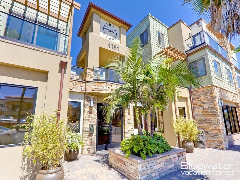 Strange Mission Beach Pacific Beach Vacation Rental In San Diego Interior Design Ideas Gentotryabchikinfo