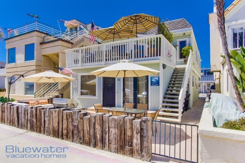 Incredible Mission Beach Vacation Rentals Vacation Homes On Mission Beach Interior Design Ideas Gentotryabchikinfo