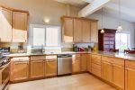 Ample Modern Kitchen