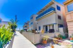 San Diego Vacation Rental Just Steps to Beach and Bay