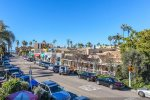 The shops and restaurants of La Jolla Shores are just down the street