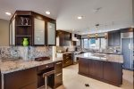 Gourmet Kitchen in San Diego Resort Rental