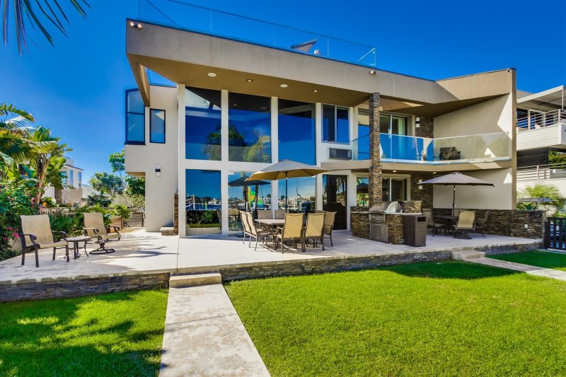 Marvelous Villa On The Bay 4 Mission Bay Vacation Rental San Diego Download Free Architecture Designs Scobabritishbridgeorg