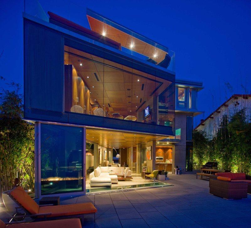 San Diego House Rentals On The Beach: Luxury Contemporary La Jolla Vacation Rental