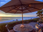 View of Windansea Beach from La Jolla Vacation Rental