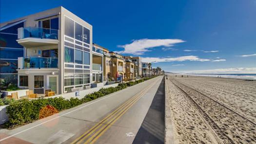 Mission Beach and Mission Bay Vacation Rentals