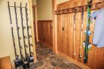Mudroom to the slopes