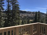 Large deck w/ fantastic views
