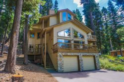 Large Fallen Leaf Lake Luxury Home, perfect for the whole family!