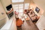 Red Cliffs Vista One Bedroom Loft, The Mountain Club #320-#322