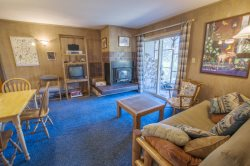 Base Camp 2 is an affordable Kirkwood Resort vacation condo with exceptional access to cross-country skiing right out back door!