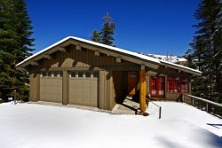 Palisades 155 is a pet friendly Kirkwood Resort vacation home on the slope side, with stunning views and true ski-in ski-out convenience to the lifts.