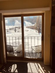 Ski-in/out Whiskey Towers #210 - spacious condo 2 BR/3 Bath