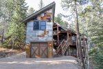 Lonestar Lodge - new 5 bedroom cabin in private location