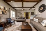Outlaw Homestead - in Deadwood! Mickelson Trail, Trolley stop, Garage and great backyard oasis!