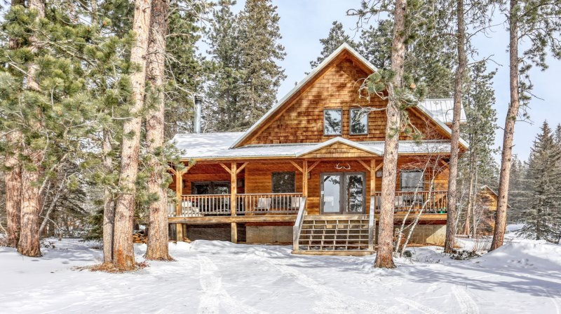 Merveilleux Antelope Trail Lodge. Black Hills ...