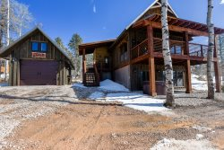Twin Aspen Lodge - New Construction with private hot tub