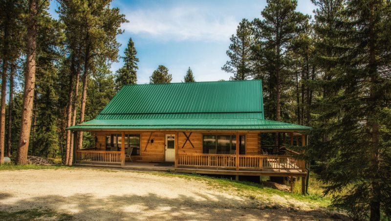 cabin camp black blackhills south for hills rental of rent harney vacation dakota cabins rentals in