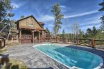 Gilder Mt. Clubhouse with heated pool
