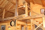 11047 Buffalo Log beams