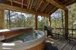 7th Heaven hot tub