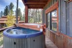 Alpine Escape - Hot Tub on back deck -  Holds 6 people