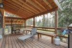 Trail Mountain Cabin
