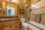 Utah Lodging / TR 87 / Lower Level / Bathroom