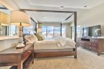 Utah Lodging / Escapes 2 / Upper Level / Master Suite