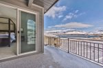 Utah Lodging / Escapes 2 / Upper Level / Master Suite Deck