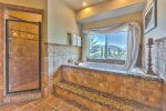 Utah Lodging / Elkhorn Home / Main Level / Master Bedroom