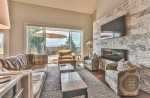Utah Lodging / Elkhorn Home / Main Level / Living
