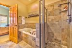 Utah Lodging / LSV 65 / Upper Level / Master Bath