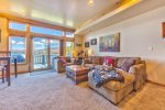 Utah Lodging / LSV 65 / Main Level / Living
