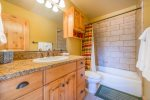 Utah Lodging / C704 / Upper Level / Bathroom