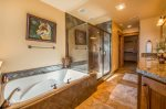 Utah Lodging / TR 123 / Main Level / Ensuite Bath