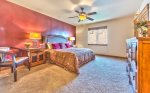 Utah Lodging / TR 123 / Upper Level / Master Suite