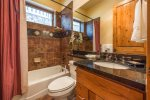 Utah Lodging / TR 123 / Lower Level / Bathroom