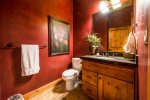 Utah Lodging / TR 123 / Main Level / Powder Room